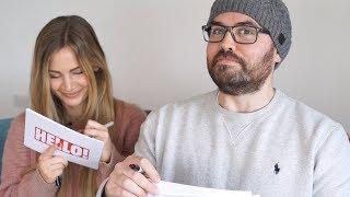 The Saccone-Jolys - couple's quiz!