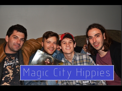 Magic City Hippies Interview 2017 Athens