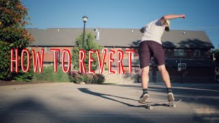 How to back reטert on a Skateboard
