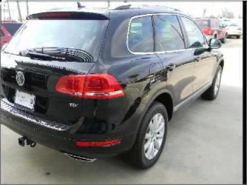 2011 Volkswagen Touareg - HOUSTON TX