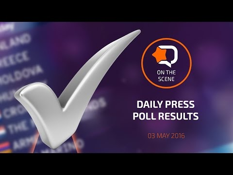 Stockholm Calling: Daily Press Poll - Day 2 - Live
