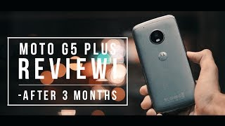 Moto G5 Plus Review After 90 Days! - Best Budget Smartphone?