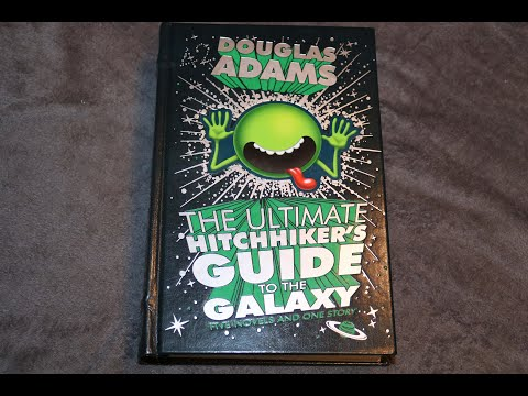 the-ultimate-hitchhiker's-guide-to-the-galaxy-book