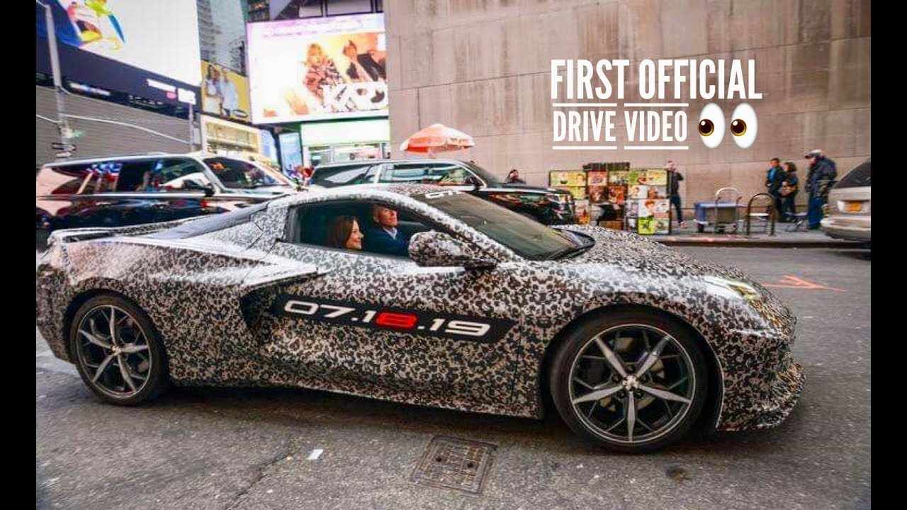 2020 Chevy C8 Corvette: 10 key facts about the mid-engine Stingray