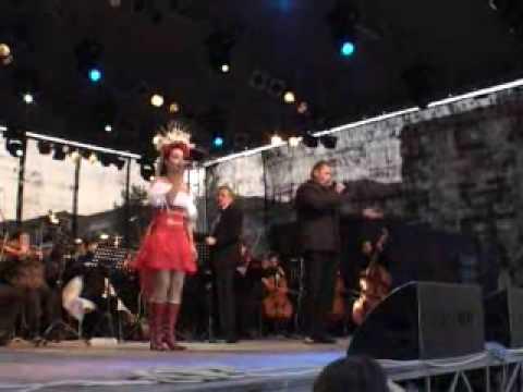 Szent György Napok 2009 - Dancs Annamari és Tarján Pál