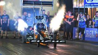 Top Fuel Nitro Thunder Sydney Dragway   May 4th 2019
