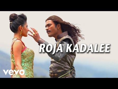 Anekudu - Roja Kadalee Video   Dhanush   Harris Jayaraj
