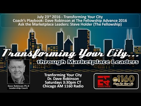 Fellowship Conference / Marketplace Leader Steve Holder - TYC #104