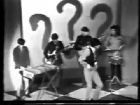 "Live Broadcast: 96 Tears - ? (Question Mark) & The Mysterians, 1966 - ""Swingin' Time"", Detroit"