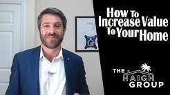 Increase The Value Of Your Home : South Florida Real Estate