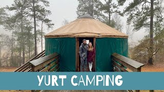 TRAVEL | Georgia, USA | Yurt Camping