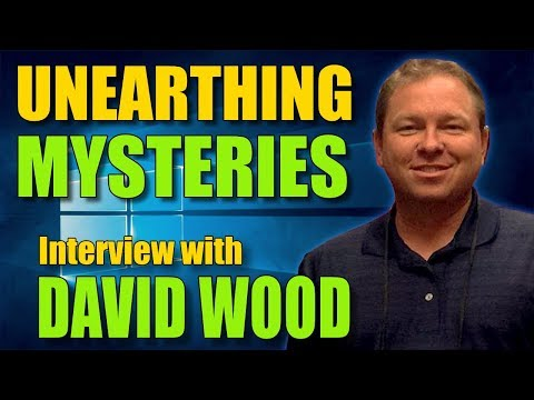 Action, Adventure & Archaeology with Author David Wood