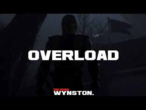 Overload (FREE BEAT) x @LILUZIVERT Inspired x @TheHomieWynston