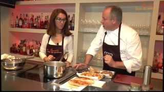 Chapon de Barbezieux en 2 cuissons, la cuisse confite et le suprême rôti, Truffe et Foie Gras