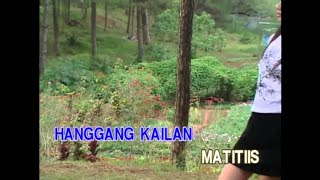 Malayo Pa Ang Umaga as popularized by Rey Valera Video Karaoke