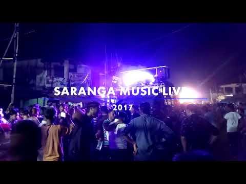 DJ SARANGA LIVE 2017 LORD DURGA PROSESION