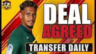 Arsenal sign William Saliba & Gabriel Martinelli? Transfer Daily