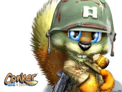 Xbox Longplay [025] Conker: Live & Reloaded (part 1 of 5) (a)
