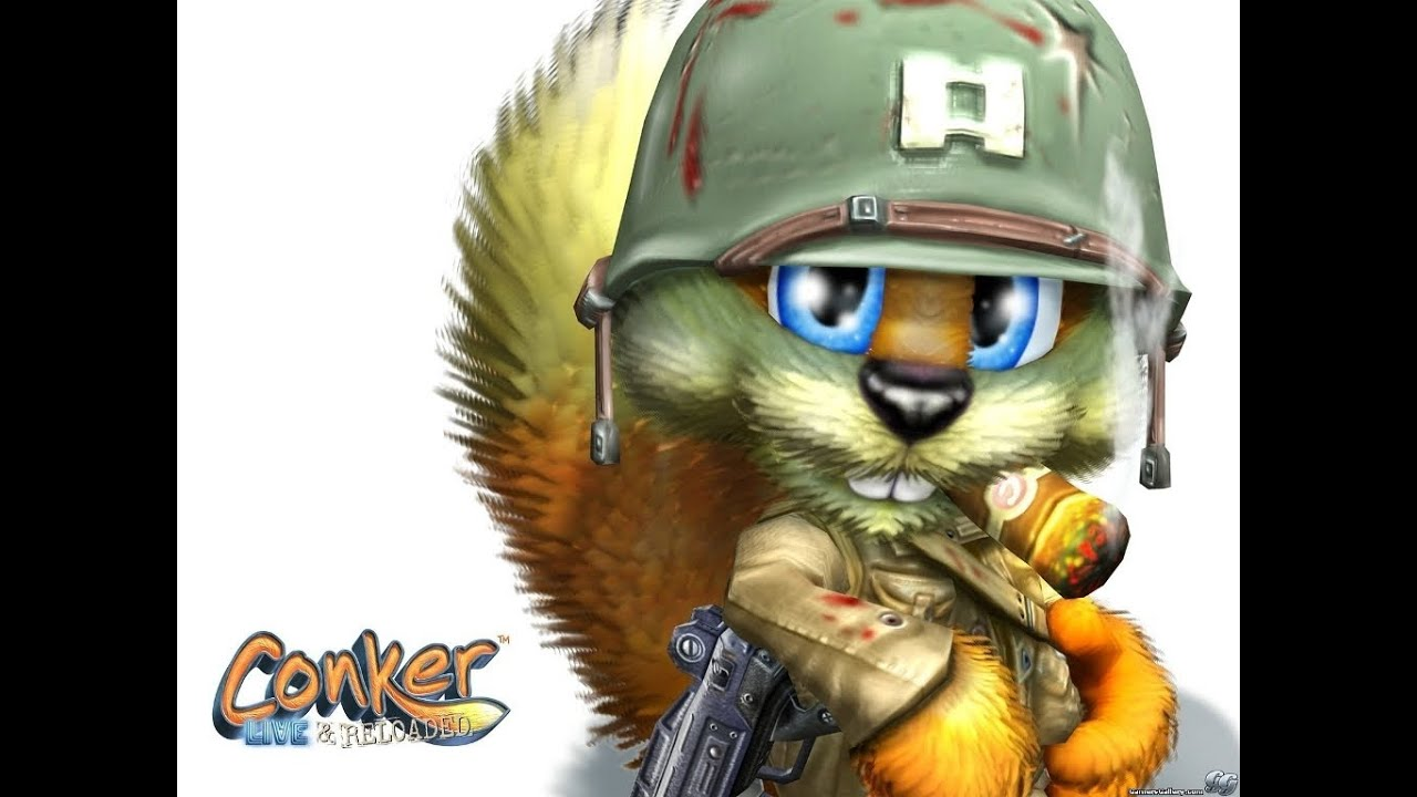 conker live and reloaded iso xbox