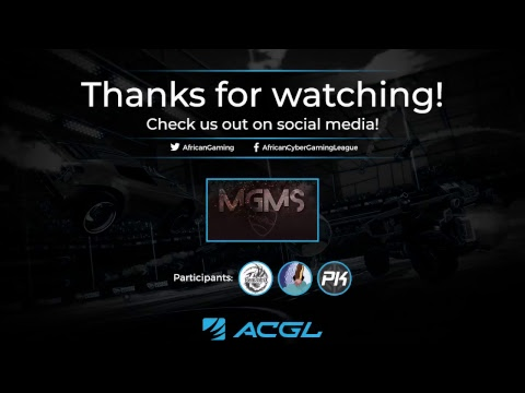 ACGL MGMS Qualifier 1 Finals