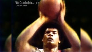 Wes Unseld 16pts 13reb 3a 2b Knicks At Bullets, 3.4.1973 Full Highlights