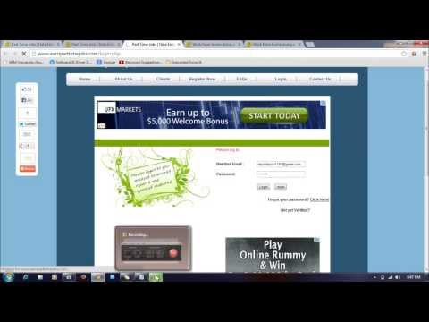 Earn 1000$ per month by typing from Home (No investment)