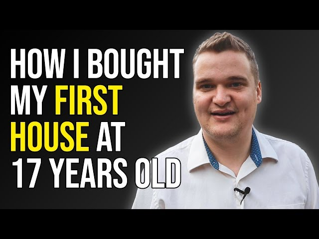 How I Bought My FIRST HOUSE at 17 | Samuel Leeds