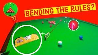 Snooker Laser Engineered Break