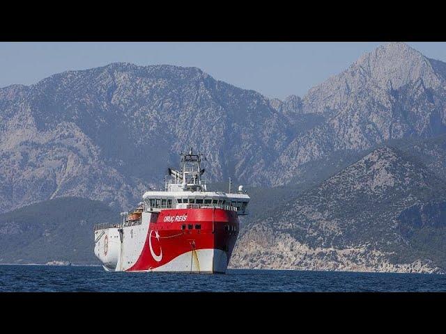 """Морской спор Анкары и Афин: """"угроза миру"""""""