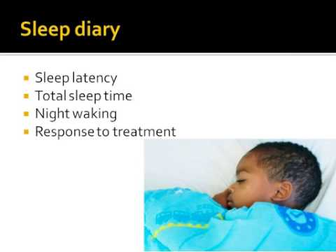 Sleep Problems in Children with Autism Spectrum Disorders