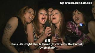 Top Best Electro House 2011 April - May