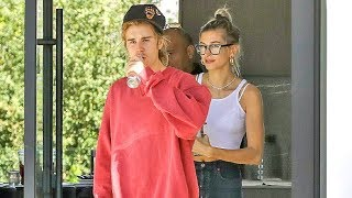 See Justin Bieber And Hailey Baldwin Are PUMPED After House Hunting