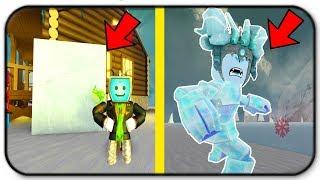 (Code) Wie man Eiswürfel bekommt und den Eisboss besiegt - Roblox Snow Shoveling Simulator