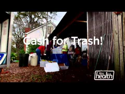 Cash for Trash Sweepstakes | Watch and Win This Memorial Day!