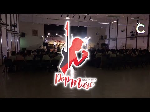 Pop Music Night 2017