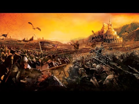 Скачивание и установка The Lord Of The Rings - The Battle For Middle-Earth
