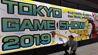 ของฝากจาก Tokyo และ Tokyo Game Show 2019