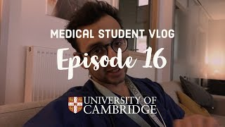 A&E Night Shift - Cambridge University medical student VLOG #16