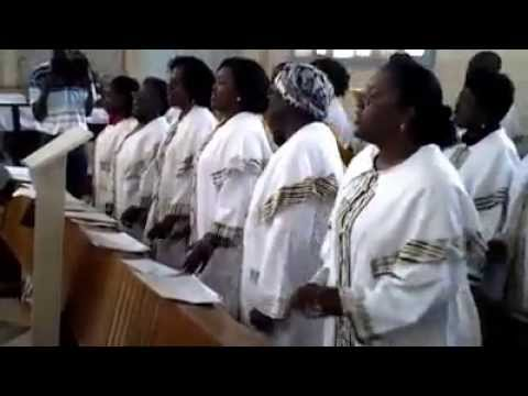 Lusaka Zambia - St Ignatius Catholic Choir