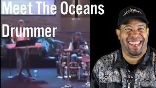 Meet The Heavy Metal Oceans Drummer!