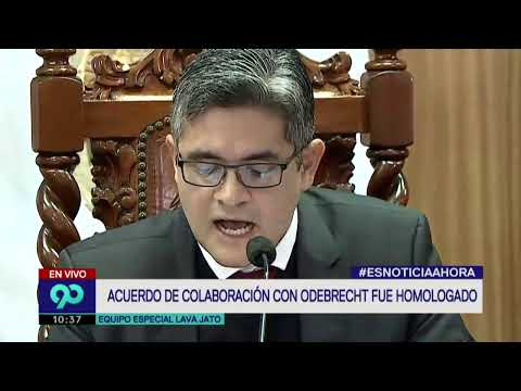 #EsNoticiaAhora | El equipo especial Lava Jato se pronuncia sobre el caso Odebrecht