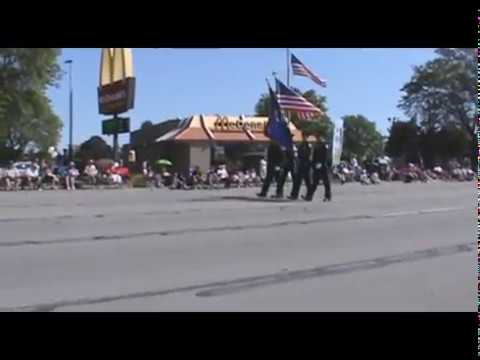 Memorial Day Parade, Dearborn, Michigan, May 29, 2017