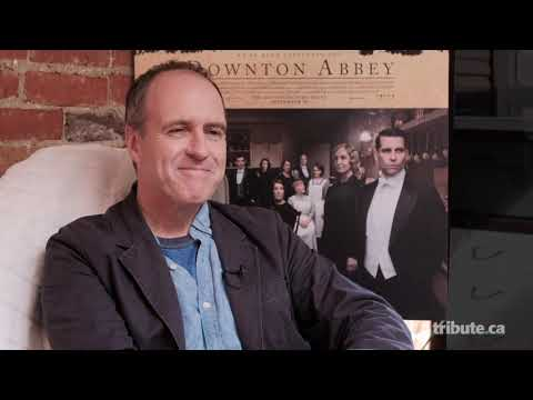 Kevin Doyle a.k.a. Mr. Molesley talks about filming Downton Abbey movie!