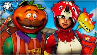 LES PROCHAINS SKINS DE FORTNITE Battle Royale ! (Pizza, Dinosaures, ...)