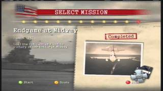 Lets Play Battle Stations Midway Part 1- December 7th 1941