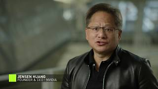 NVIDIA Brings GPU-Accelerated AI to Modern Enterprise IT - CEO Jensen Huang at VMworld 2019 Keynote