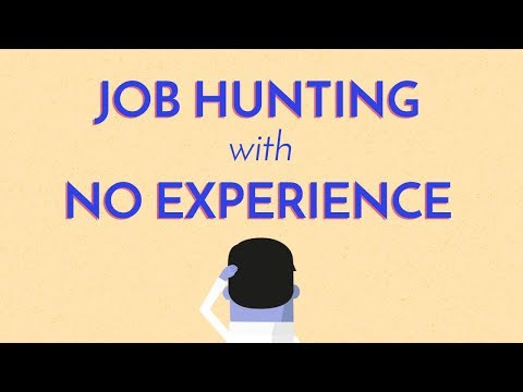 Job Hunting with No Experience: The Catch-22