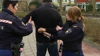 Gptv: Leeuwarder Politie Houdt Elf Overvallers Aan