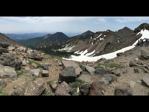 Humphrey's Peak Summit (Part 2)