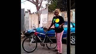 Street life . Vol 1 .Mad Bajan woman cursing lol